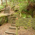 Galston Gorge Trackhead (327488)