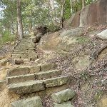 Hornsby's Historic stone steps (332687)
