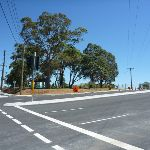 Corner of Lincoln Close and the Pacific Highway (337621)