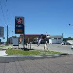 Caltex Servo in Charlestown (337651)