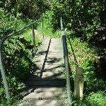 Bridge at the end of Milson Street (337753)