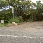 The Squeeze Way near Garie Rd (34025)