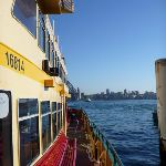 Ferry on the harbour (342049)