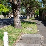 GNW arrowpost in Hunters Hill (343000)