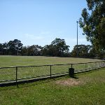 playing oval at Boronia Park (343798)