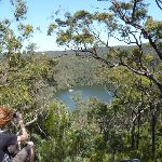 Enjoying glimps of Berowra Creek (353231)