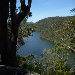 View of Berowra Water west of Berowra Heights (353420)