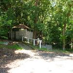 Toilets near the picnic area on Kirkpatrick Way (354050)