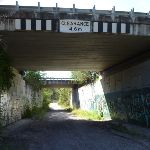 Archery Road Freeway Underpass  (357665)