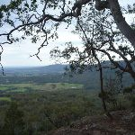 View from the end of Glen Road (360614)
