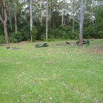 The open area in the Watagan Headquarters campsite (360881)