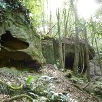Caves alongside Wollombi Brook (364766)