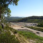View over Woy Woy landfill (379526)
