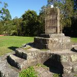 Monument at Koonjeree Picnic Area (383540)