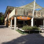 Cafe at Caves Beach  (387284)