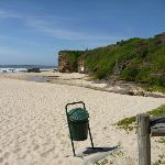 Southern end of Caves Beach (387296)