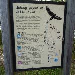 Sign in Green Point Reserve (389522)