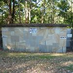 Closed Toilet at Lookout Road Car Park in Blackbutt Reserve (399916)
