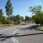 The top of Ridgeway Road in New Lambton Heights (400588)