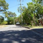 Road in New Lambton Heights near Blackbutt Reserve (400714)
