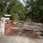 Six Foot Track trackhead on Megalong Road (412490)