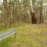 Six Foot Track sign south of Jenolan Caves Cottages (418061)