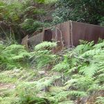 Rusting water tank relic (420766)