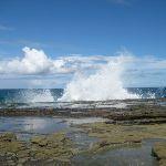 waves hitting the rocks (43789)