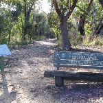 Start of Victoria Falls Track (52346)