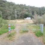 Patonga gate looking towards Dark Corner (54437)