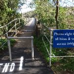 Path down to Lane Cove River bridge (56423)