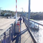 Spit Bridge footpath (56783)