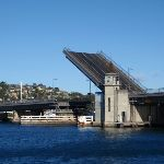 Spit Bridge lifting (56858)
