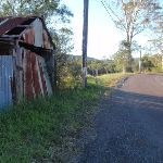 Dilapidated shed (58604)