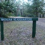 Welcome to Watagan Headquarters Campsite (61973)