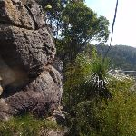 Rocky outcrop below Buniyah Lookout (74301)