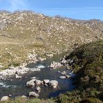looking down The Snowy River (88654)
