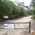 Elvina Track trackhead gate (90456)