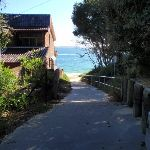 Path to Jibbon Beach (98789)