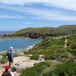 Walking into Curracarrang Cove (99620)